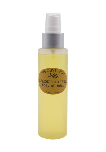 Luxury Lemon Verbena Body Mist